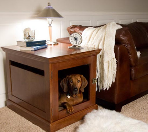 Homes for Pets: Cool Dog House Designs from Denhaus