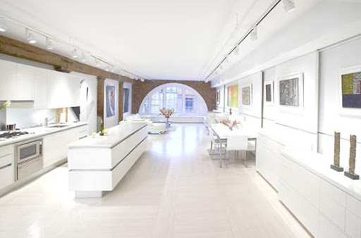 Image for Ultramodern White Apartment Interior