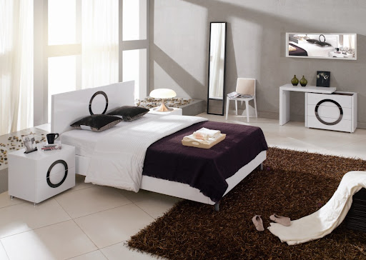 Lucienne Double Bed Design | Bhouse