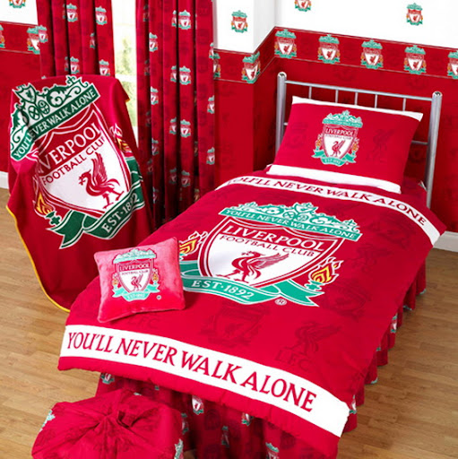 liverpool fc bedroom, lfc bedroom, liverpool fc bedroom design ideas