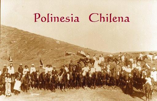 POLINESIA   CHILENA