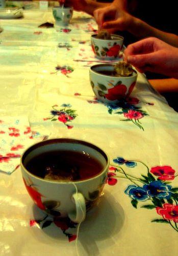 喝茶的注意事项
