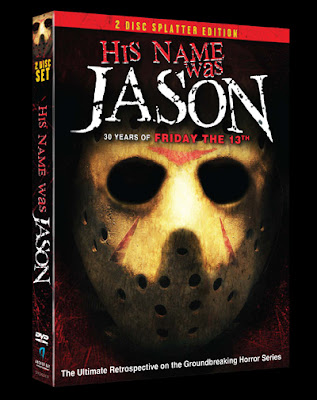 His Name Was Jason: 30 Years of Friday the 13th DVD cover