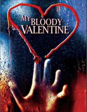 My Bloody Valentine Poster Art/Cover