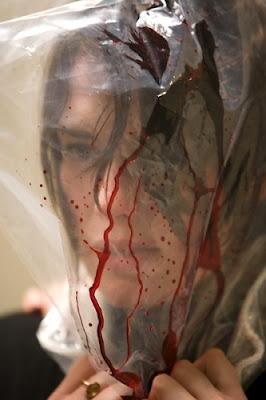 Lena Headey gets choked cloned mirror girl bloody Broken movie