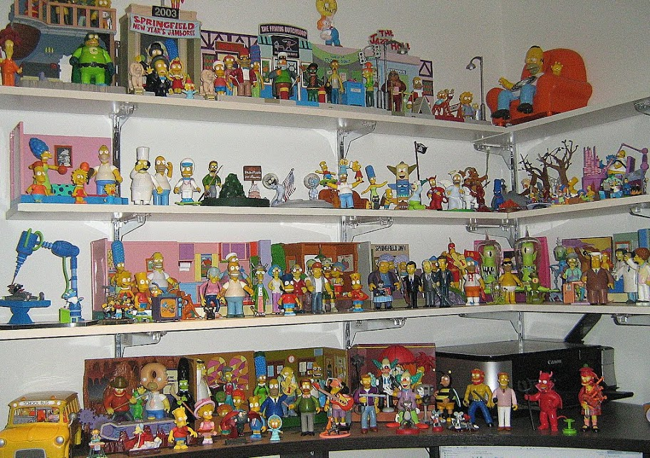 My Collection (Mostly Simpsons, South Park) IMG_5068