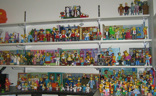 My Collection (Mostly Simpsons, South Park) IMG_5069