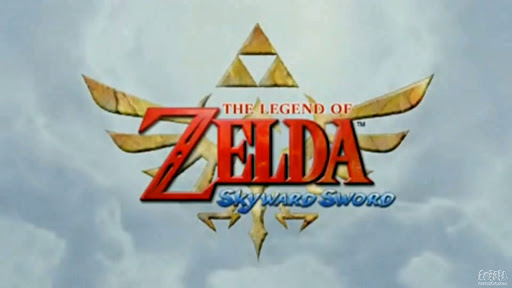 4.The Legend of Zelda Skyward Sworo 塞尔达传说之向天之剑