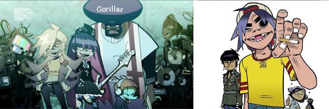 吊带袜天使 Gorillaz