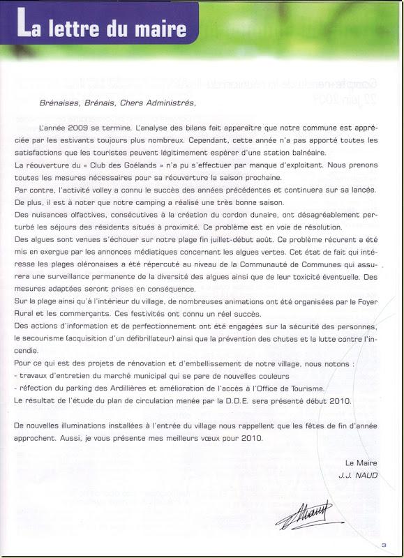 lettre du maire 3