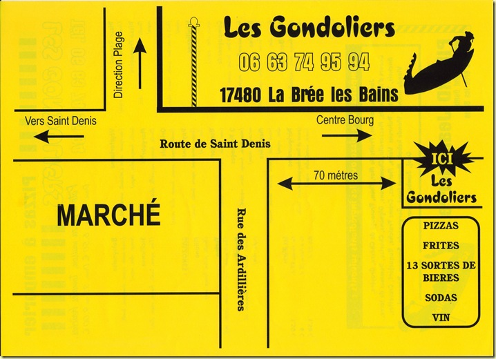 Les Gondoliers