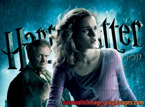 哈利波特電影海報 艾瑪華特森 Emma Watson