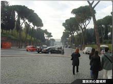 優雅的漫步在義大利羅馬