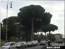 義大利羅馬市區街景