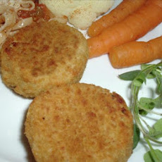 Fish Cakes Fast and Simple