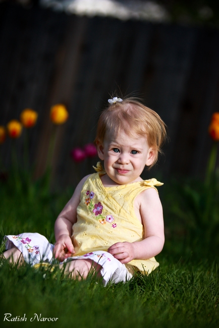 Portraits in utah - Cute Little Lillian