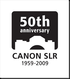Canon 50th
