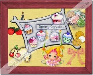 premiu yummy cupcakes