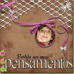Ana Paulo - Perdida em pensamentos