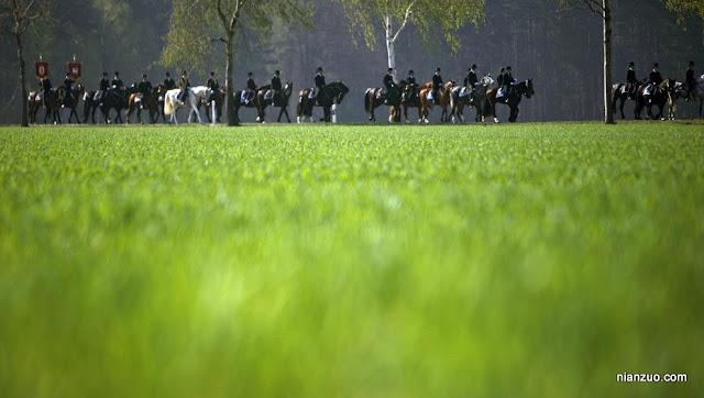 2009复活节 马队