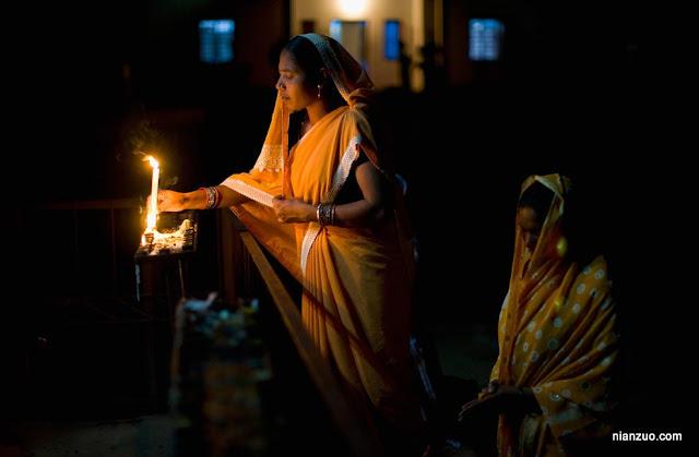 2009复活节 ,印度