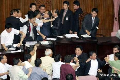 议会大作战 别拦我,台湾