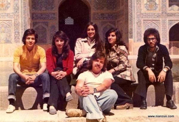 宗教革命之前的伊朗 和美国几乎别无二致,看那个发型,想想那时的盖茨和乔布斯