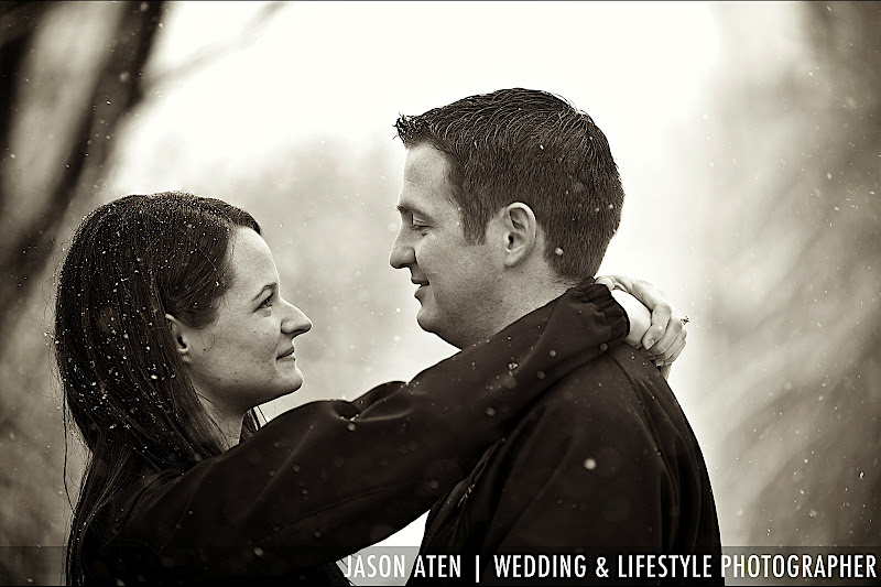 Lansing wedding photography engagement session