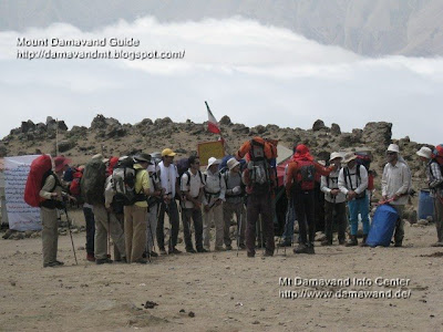 Mt Damavand Popularity