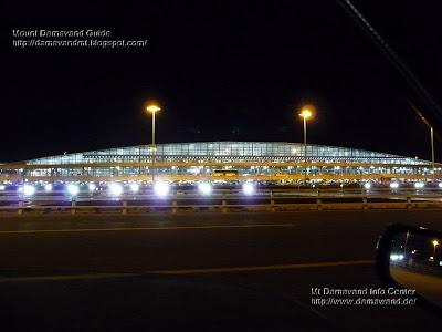 IKA Airport Tehran Iran