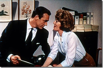 sean connery at 80 From Russia With Love Sean Connery And Lois Maxwell 1963