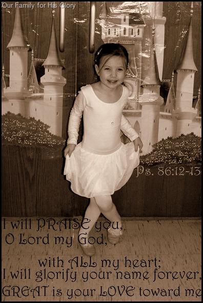 praising princess