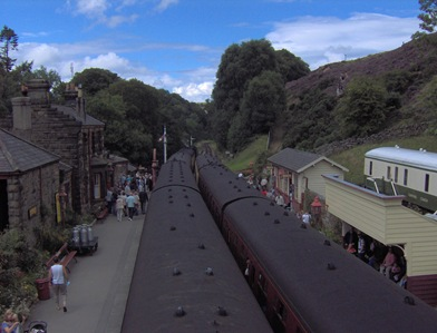 188 Goathland station
