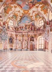Interior em estilo Rococó