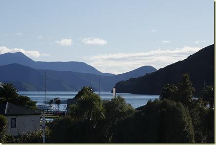 De Picton al Lago Rotoiti