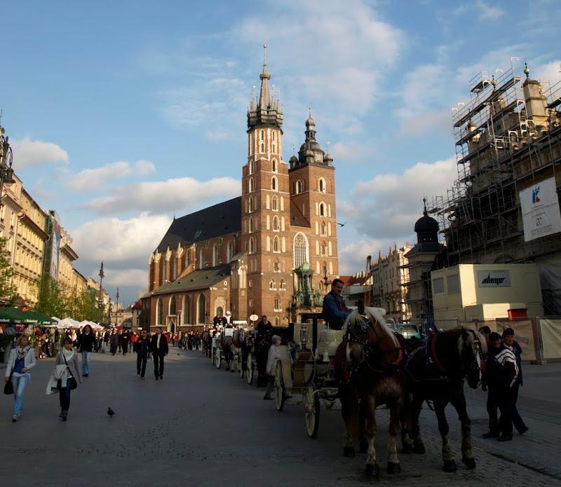 Краков - польские Афины