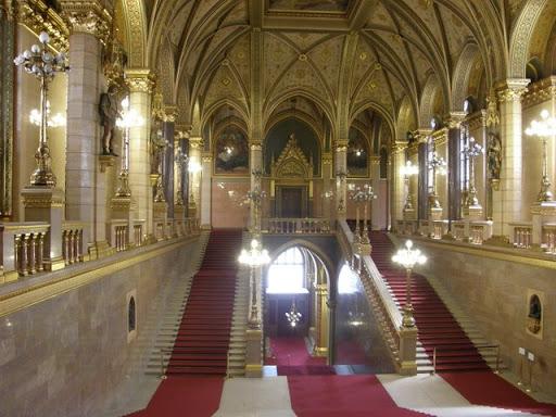 Escaleras del Castillo~~ Budapest%202009%20(21)