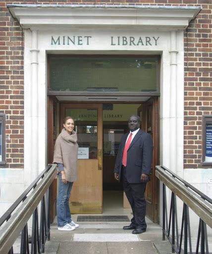 Minet Library, Knatchbull Road, Vassall Ward, SE5