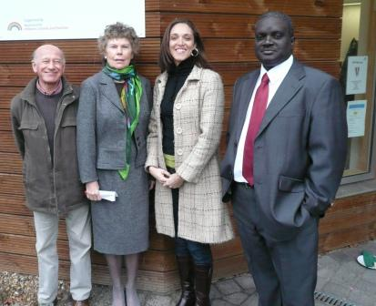 Photo of the Vassall Ward Labour team