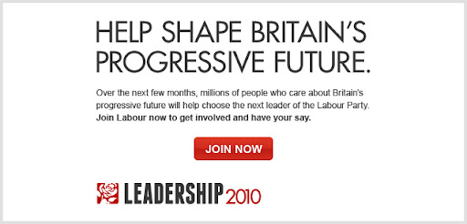 Join the Labour Party now