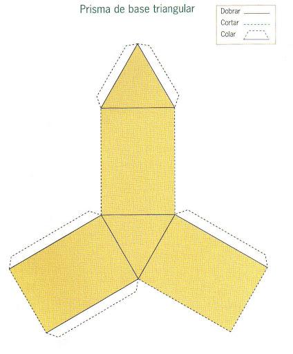 desarrollo del prisma   maqueta del prisma