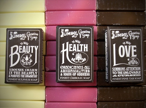 curative soaps
