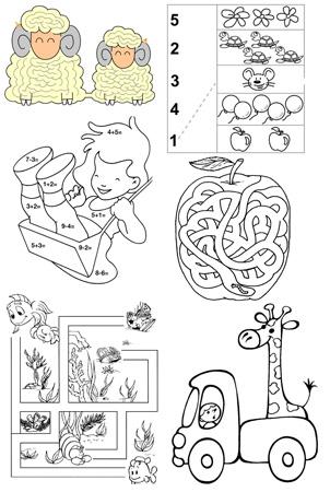 Книжка іграшка англійська абетка