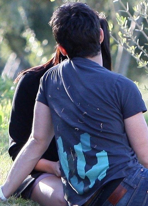 Antiguas Fotos Del Romance , Demi y Joe ( Poco Vistas ) BDLT-jemi-besandose-parque-2