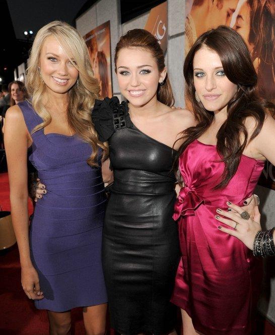 Miley Cyrus: Premier de The Last Song BDLT-8