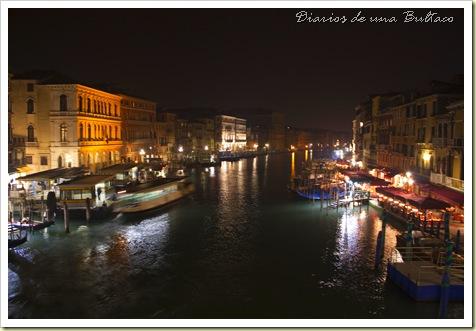 Gran Canal de noche Venecia-1