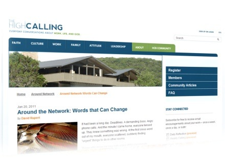 The_High_Calling_Around_the_Network