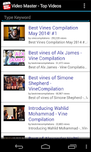 App Video Master(YouTube Channels) APK for Windows Phone