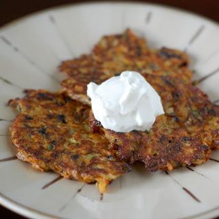 Vegetable Pancake Sauce Recipes