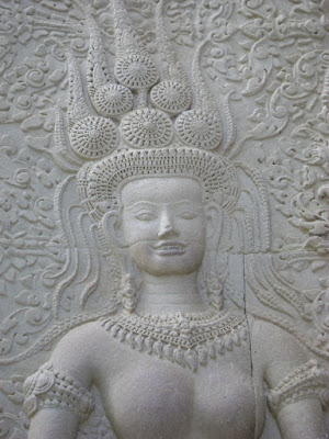 Smiling Apsara